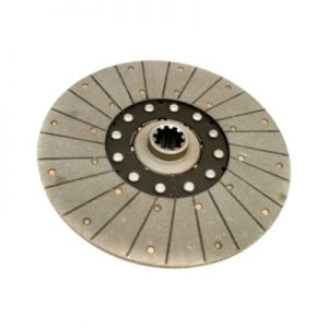Диск съединител ЮМЗ I-степен Ф 316мм, Ф 32/38 mm, 10z + амортисьор