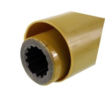 Кардан L = 860mm, профилно, 480Nm, 6 жлеба, каре 27x81,7