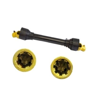 Кардан L= 810mm, 460Nm, 6/8 жлебове, каре 30x75 - МТЗ