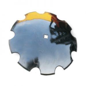 Диск назъбен 560mm (дискова брана), отвор 36x36mm, G = 5 мм