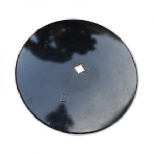 Диск гладък 560mm (дискова брана), отвор 36x36mm, G = 5 mm
