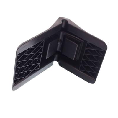 Ъгъл за колан 155x200mm, черен