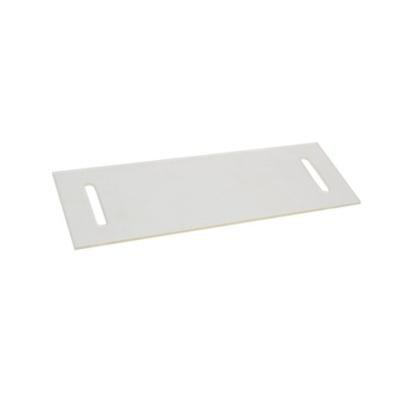 Планка силикон за колан 250x80mm, W=50mm, плоска