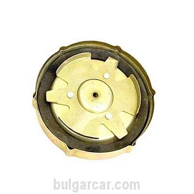 Капачка резервоар гориво МТЗ, Ф 90 мм, метална